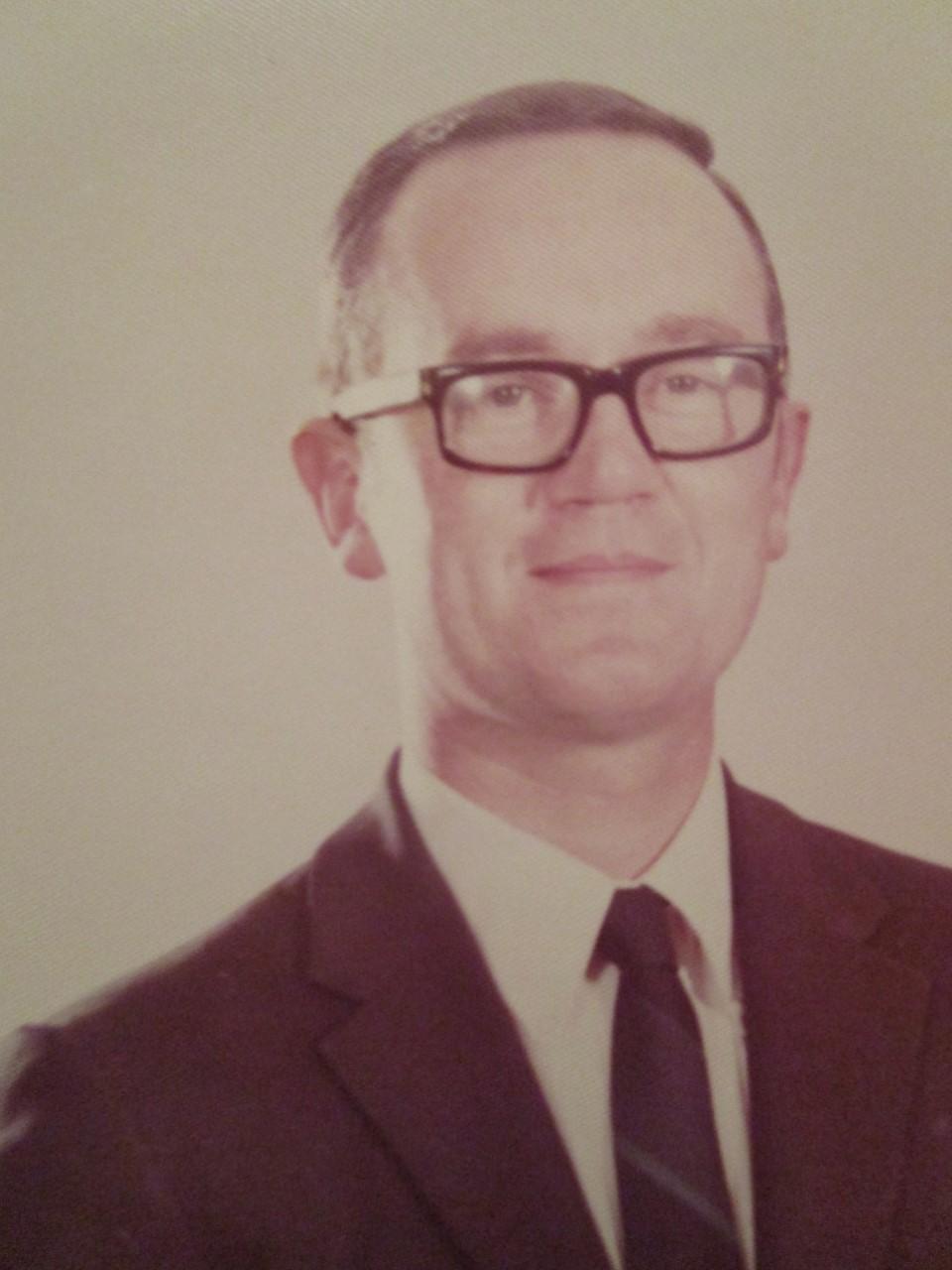 John Hugh McCarron
