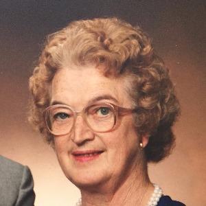 Agnes Wilson
