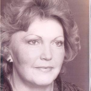 Isobel Jean Slikker (nee McFadden)