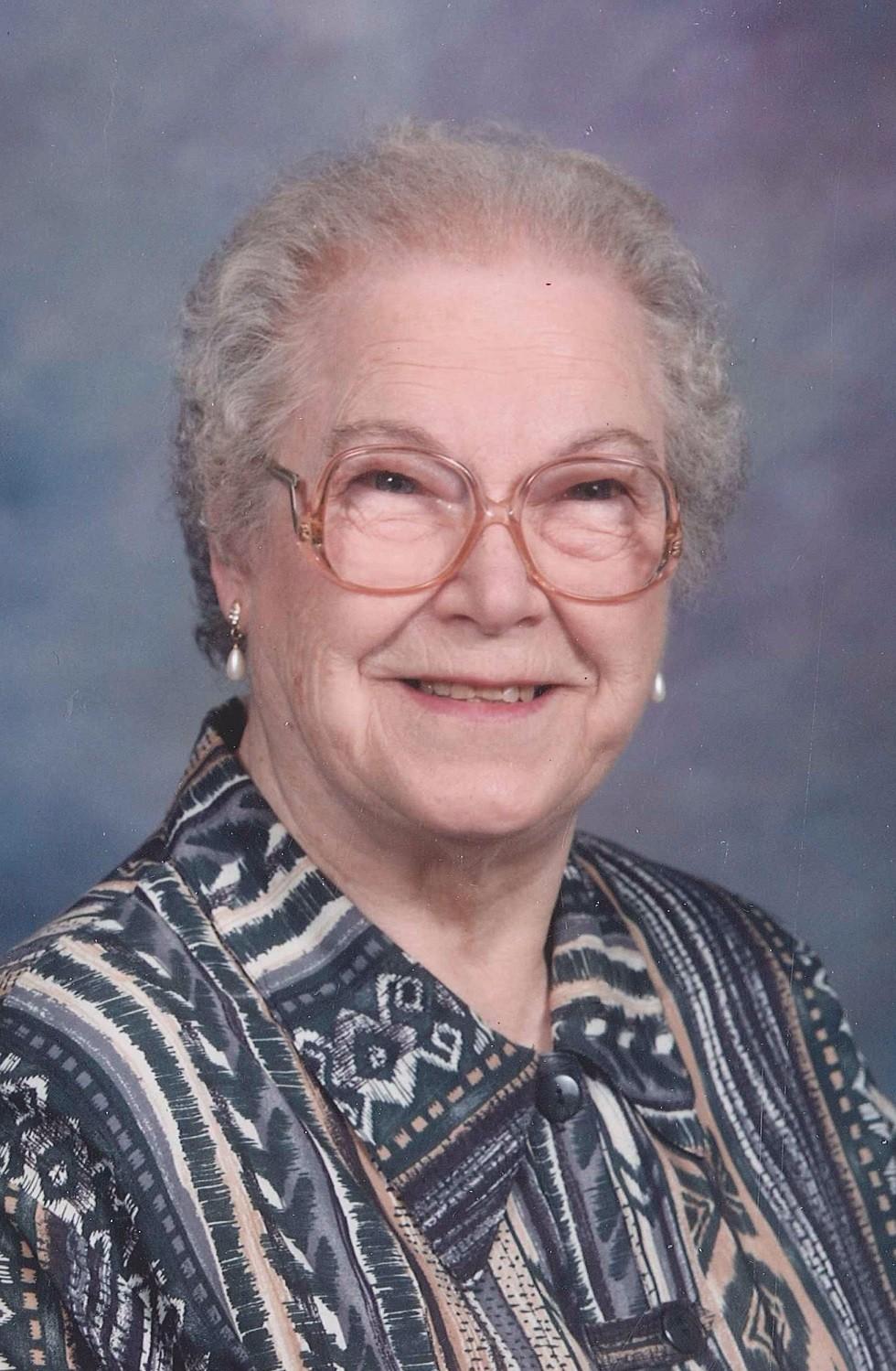 Margaret Alberta Burcher