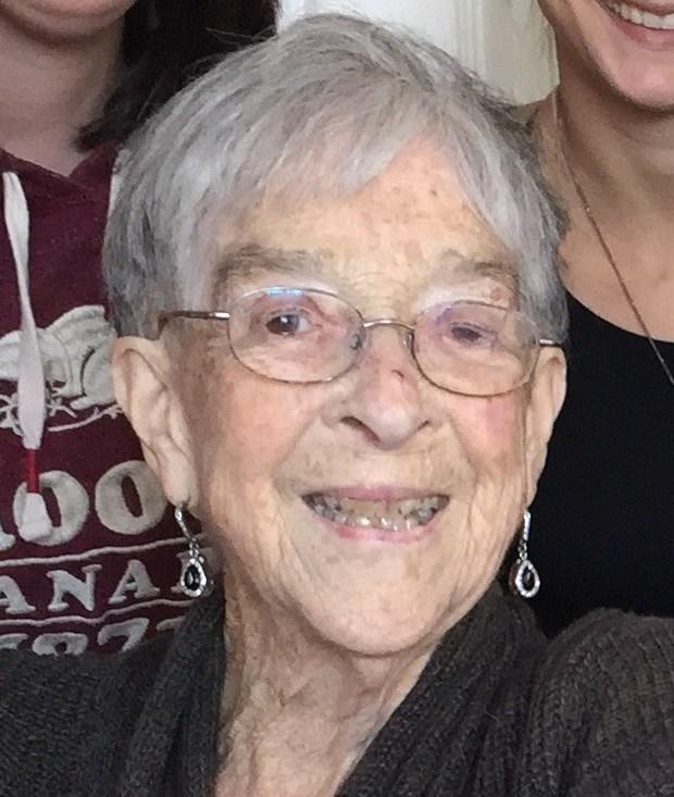 Barbara Joan Newman