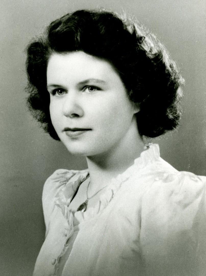 Irene Edith Harding (Armit)