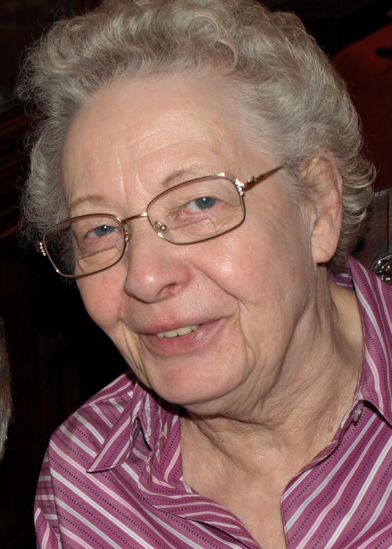 Ingeborg Helga Fry