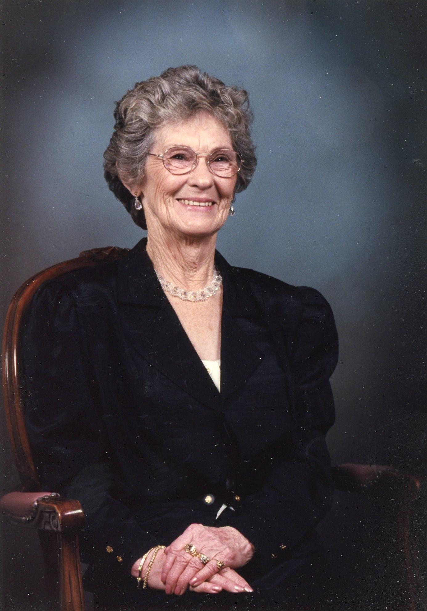 Evelyn Whidden