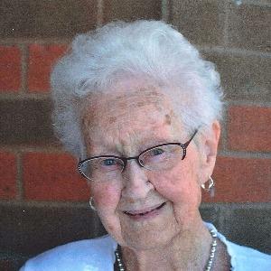 Nancy May Aldridge